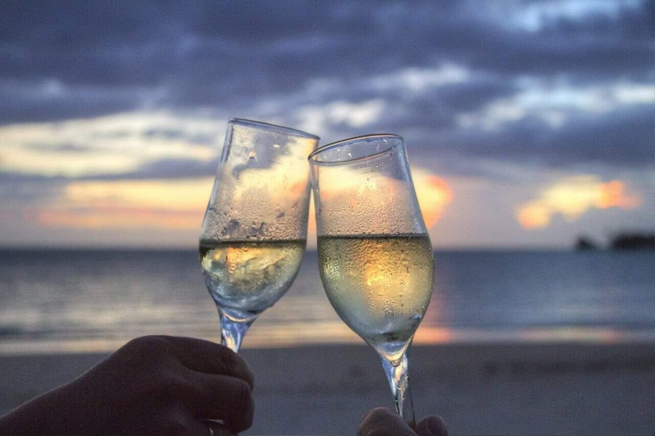 Cheers to the HoneyMoon